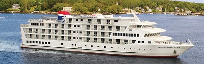 2019 Small Ship Cruise Schedule