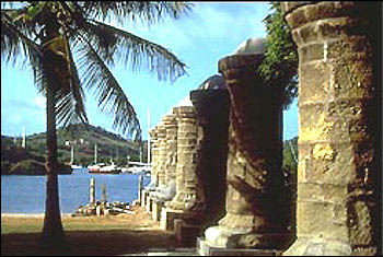 Antigua English Harbor