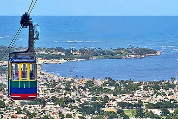 Cable Car Amber Cove Dominican Republic  Carnival Private experience