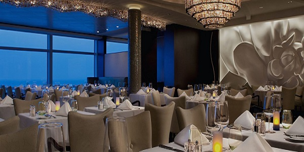 Blu Speciality Restaurant - Celebrity Summit