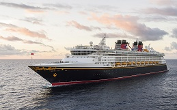 Disney Cruises Disney Magic to sail to Bermuda, New England & Canada cruises.