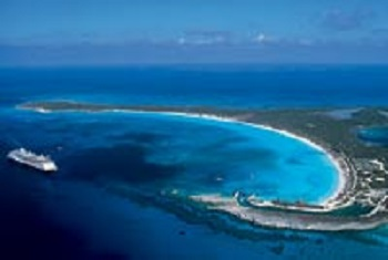 Beautiful Beaches Half Moon Cay Bahamas Holland America Line Private Island